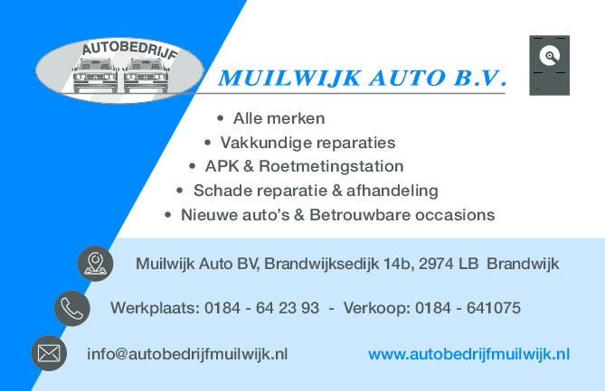 Autobedrijf Muilwijk