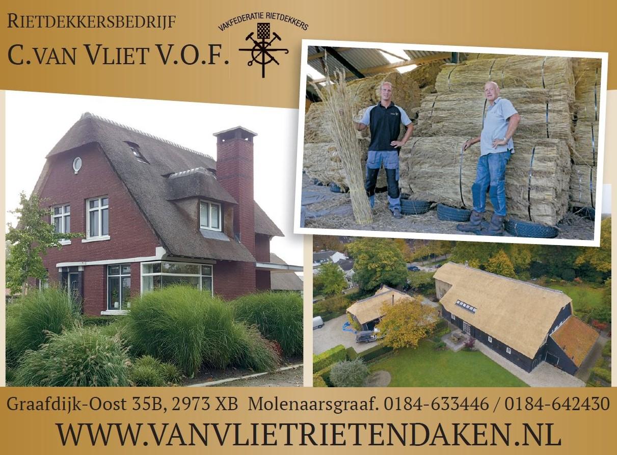 Rietdekkersbedrijf C. van Vliet V.O.F.